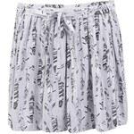 Černo-bílá vzorovaná sukně Vero Moda Easy