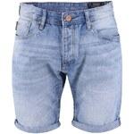 Světle modré džínové kraťasy Jack & Jones Rick