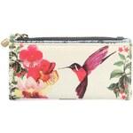 Exotická peněženka s kolibříky Disaster Havana