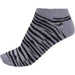 Pánské ponožky Cheapo Zebra Sneaker