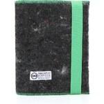 """DOBRO """"Dobrý"""" zápisník FOREWEAR se zelenou gumou"""