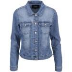Modrá kratší džínová bunda ONLY Westa