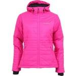 Růžová dámská bunda s kapucí Columbia Go To