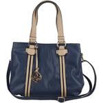 Rieker - Dámská taška přes rameno i do ruky se zlatými doplňky H1350-14