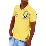 Pánské žluté polo tričko REDBRIDGE - vel. M