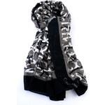 Šátek Calvin Klein K60K601577 – černá