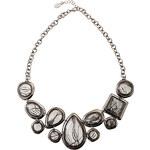 Esprit Krajkou zdobený, výrazný náhrdelník