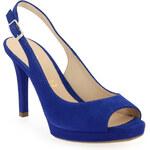 Soldes - Sandales et nu-pieds Unisa TADEO Bleu Femme