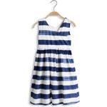 Esprit Pruhované šaty, 100% bavlna