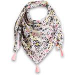 Esprit Květovaný šátek, 100% bavlna