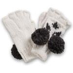 Esprit Rukavičky z teplé pleteniny
