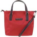 Červená menší kabelka Tommy Hilfiger Poppy