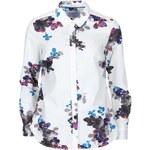 Bílá dámská květovaná košile Tom Joule Kingston