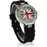 LS Fashion Dámske hodinky černé - Fashion Only černá