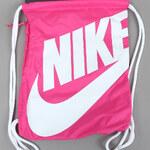 Nike Heritage Gymsack růžový / bílý