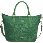 Desigual zelená kabelka Florida Emma