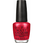 OPI Č. R53 An Affair in Red Square Classics Shimmer Lak na nehty 15 ml