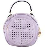 Dámská kabelka, světle fialová