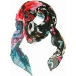 DESIGUAL šátek Rectangle Arty Negro 61W54B2 2000
