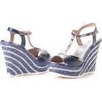 VITTI LOVE dámské sandály 38 modrá