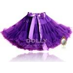 LE PETIT TOM Dolly sukně Petti Královna černé magie Velikost: X-LARGE(velikost 38-42 - délka sukně 43cm)