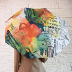 DESIGUAL 57O56P8 UMBRELLA PAINTER