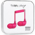 Happy Plugs Sluchátka Happy Plugs In-Ear Cerise 7724