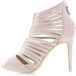 Sergio Todzi Světle růžové sandály Victoran