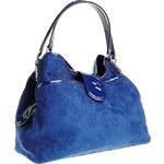 Baťa Modrá dámská kabelka