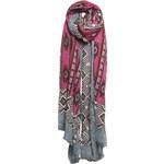 Baťa Originální šátek v indiánském vzoru