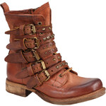 A.S. 98 Kožená kotníčková obuv