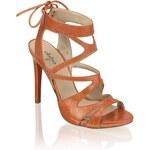 Alisha sandál na podpatku