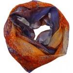 Made in Italy Dámský šátek z hedvábí