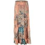 RICK CARDONA DÁMSKÁ MAXI SUKNĚ RICK CARDONA, sukně barevná , Velikosti zkrácené výška do 1,65 m 18 (36), Značka Rick Cardona, Barva barevná