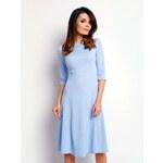 Foggy Dámské šaty FG2_BLUE