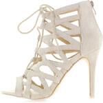 Belle Women Béžové sandály Simira