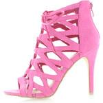 Belle Women Fuchsiové sandály Simira