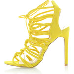 Bebo Žluté sandály Shane