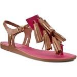Žabky MELISSA - Melissa Solar+Salinas II Ad 31716 Brown/Light Pink 50524