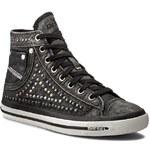 Sneakersy DIESEL - Exposure IV W Y00638 P0701 T8013 Black