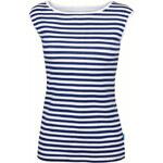 Dámské tričko Loap Babe SLW1534 - modrá XS