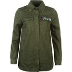 Le Breve Breve Diamante Jacket Ladies, khaki