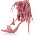 Vices Světle růžové sandály Apakala