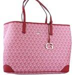 Velká taška Guess - červená