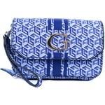 Malá dámská kabelka GUESS HWSG4563780 - modrá