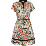 Yumi Dámské šaty AS182ACREAM