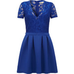 Yumi Dámské šaty Y1589BLUE
