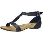 Sandálky z přírodní kůže Carinii B1674-353