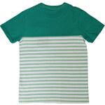 Lesara Jungen-T-Shirt mit Brusttasche - Grün - 152