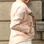 Lesara Parka-Jacke - Rosé - M